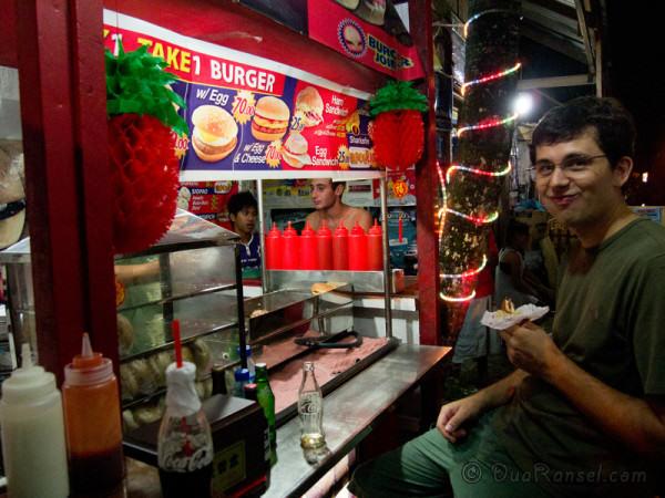 Burger Joint | Siomai | El Nido