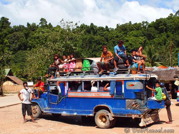 Jeepney | El Nido