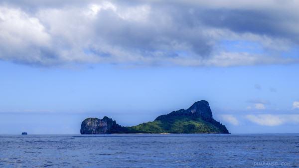 Dilumacad / Helicopter Island, El Nido