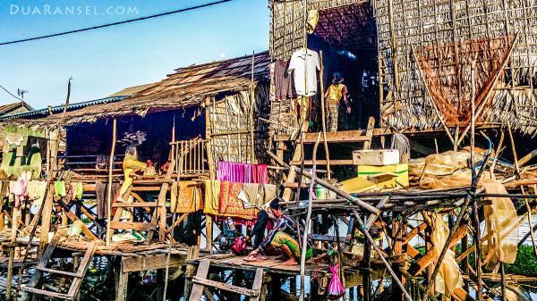 Kehidupan sehari-hari | Kampong Khleang | Xperia Z1
