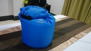 Dry bag sac