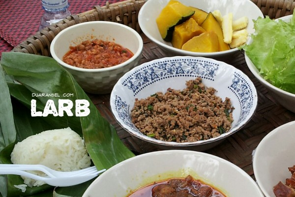 Larb Lanna from Chiang Mai Thailand