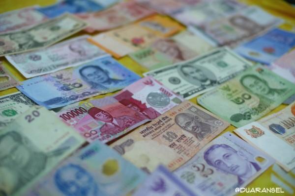 Mata uang berbagai negara